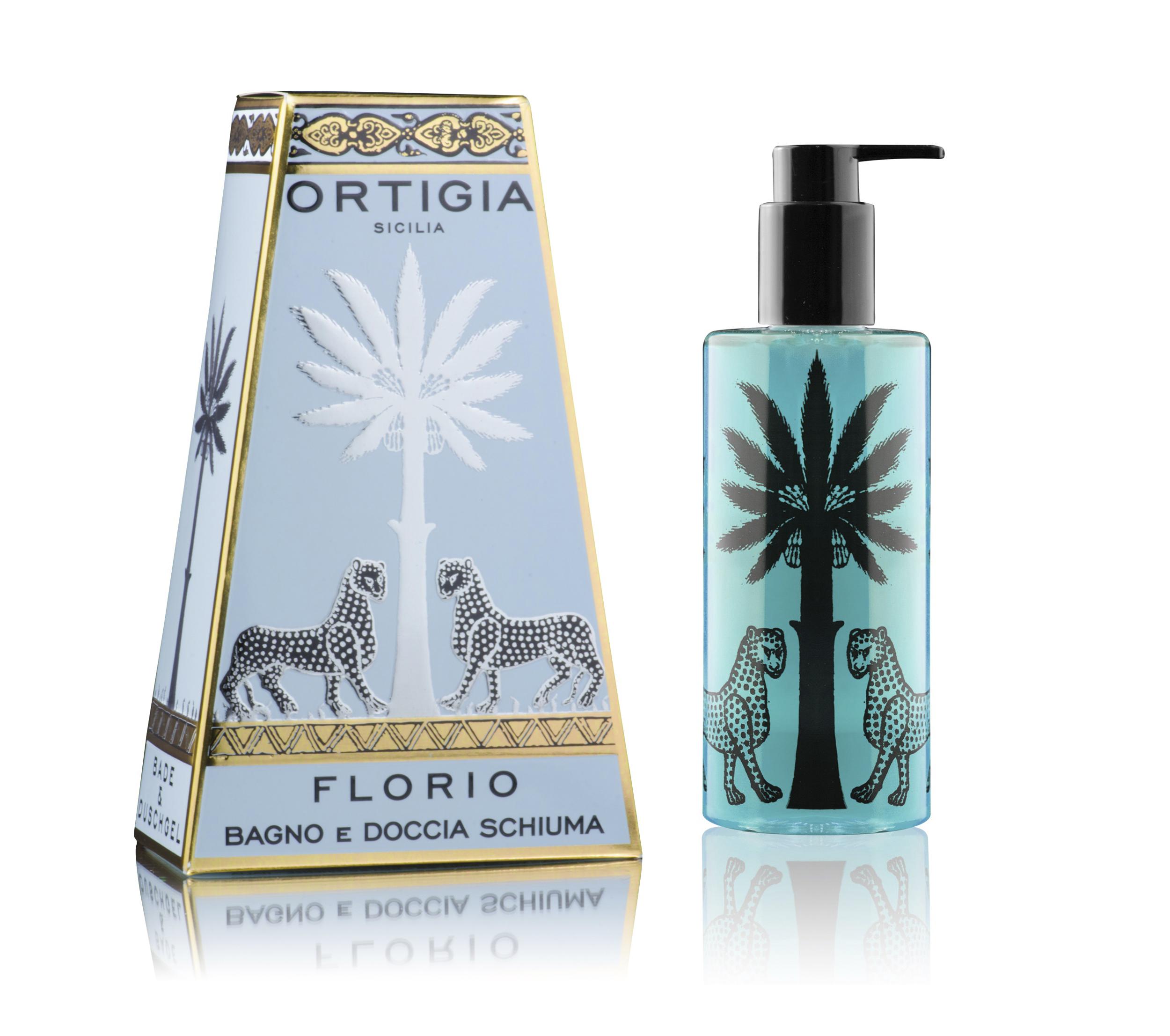 Ortigia Florio D'India Bath & Shower Gel  £26.00