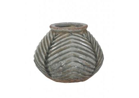 Light and Living Ceramic Deco Pot  £32