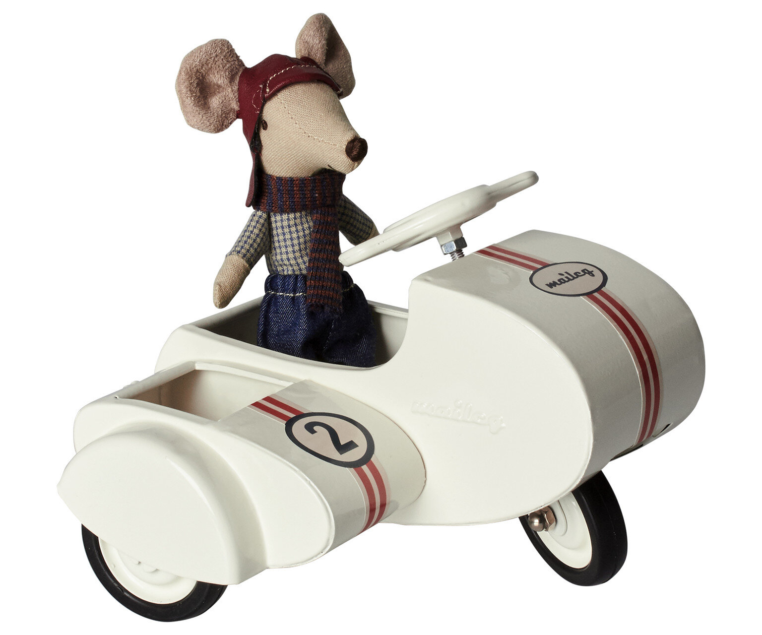 Scooter with Sidecar (Mice NI)  £35.00