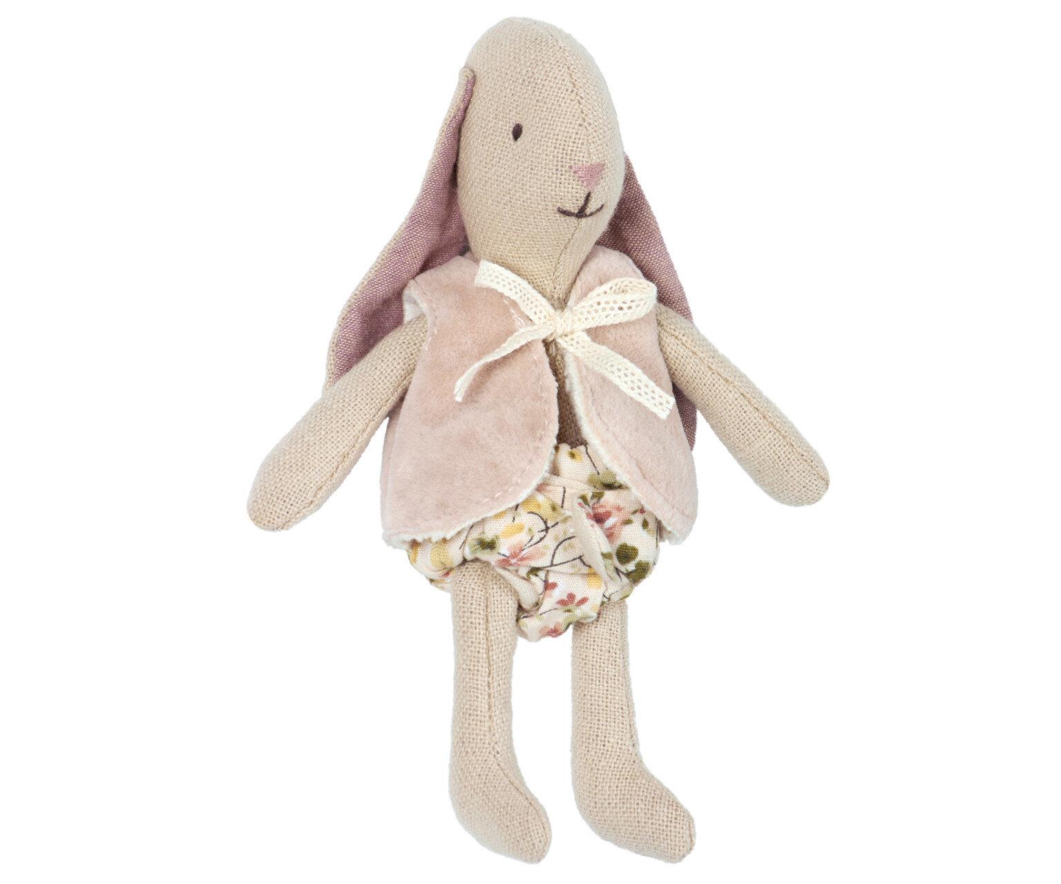 Rabbit in Pink Coat  £19.00
