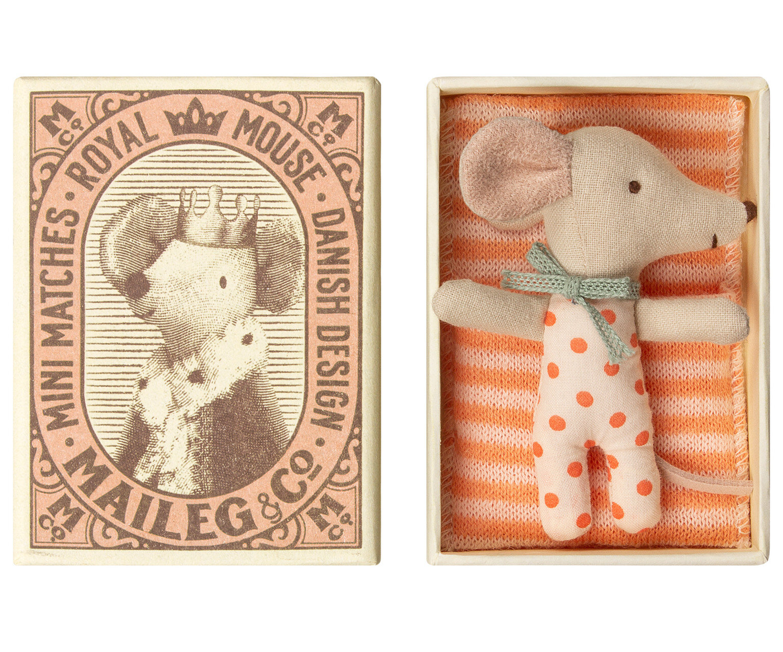 Sleepy-Wakey Mouse Girl  £17.00