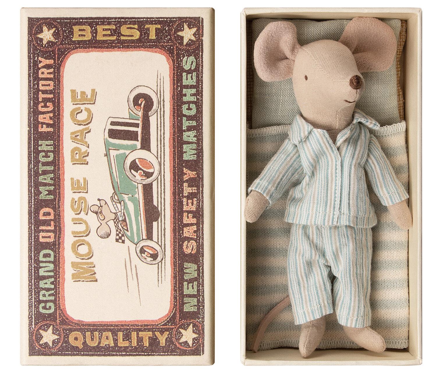Mouse in PJ's, Boy  £22.00