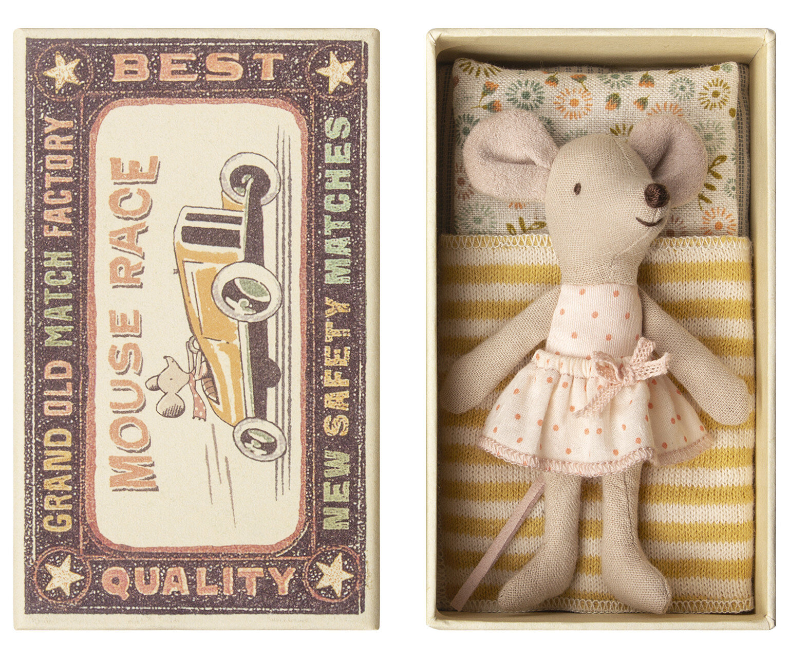 Little Sister Mouse in box  £19.50