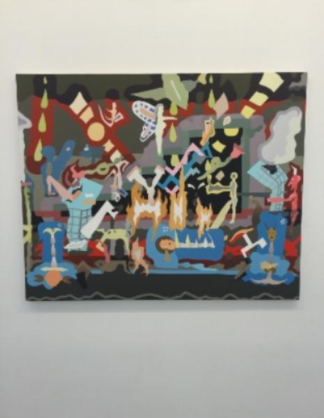 Keegan McHargue | Fredericks & Freiser Gallery
