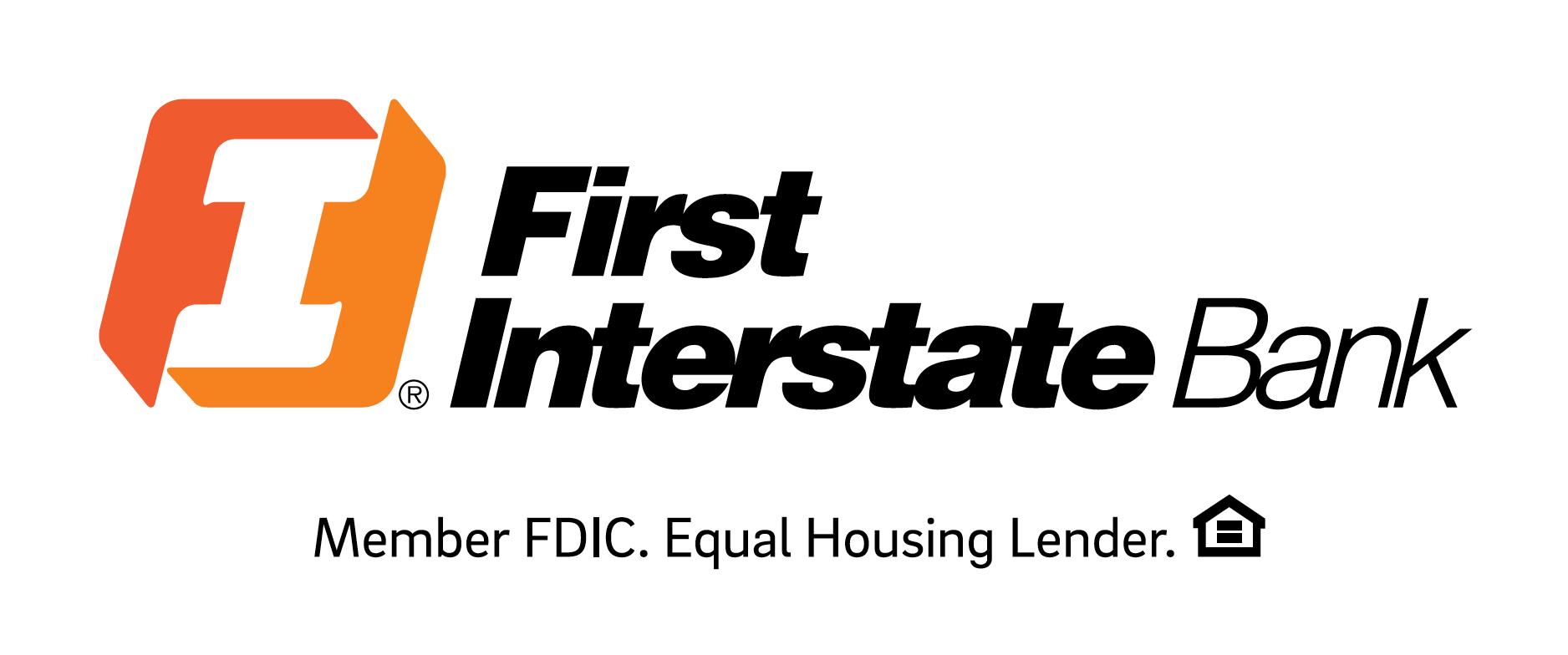Gold Sponsor -  First Interstate Bank