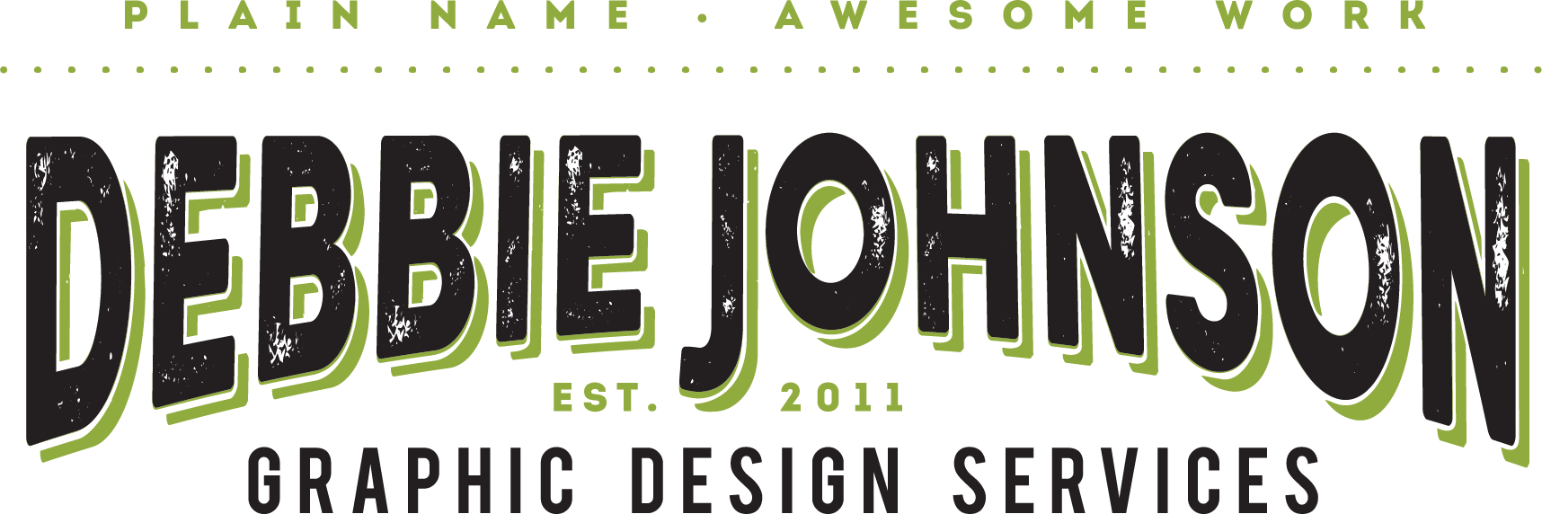 Silver Sponsor -  Debbie Johnson Graphic Design Services