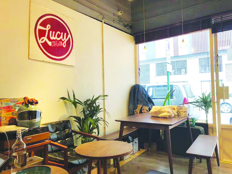 LUCY since 2004, Hong Kong