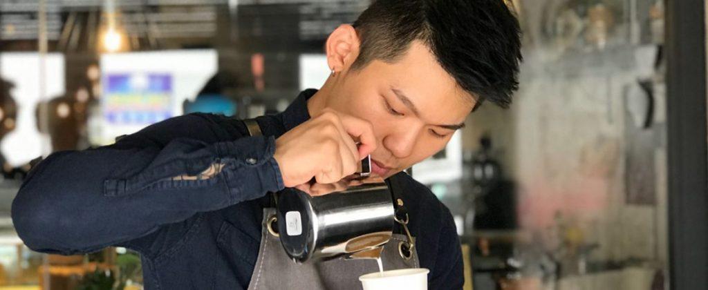 Irvine Quek, World Latte Art Champion 2018