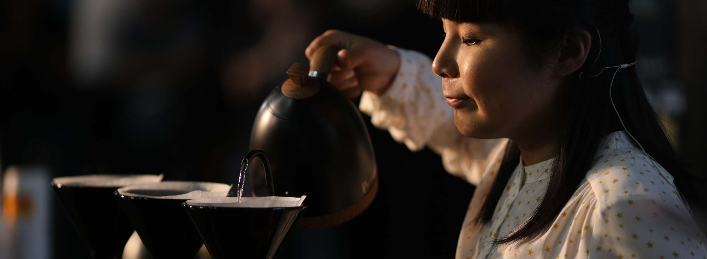 Emi Fukahori, World Brewers Cup Champion 2018