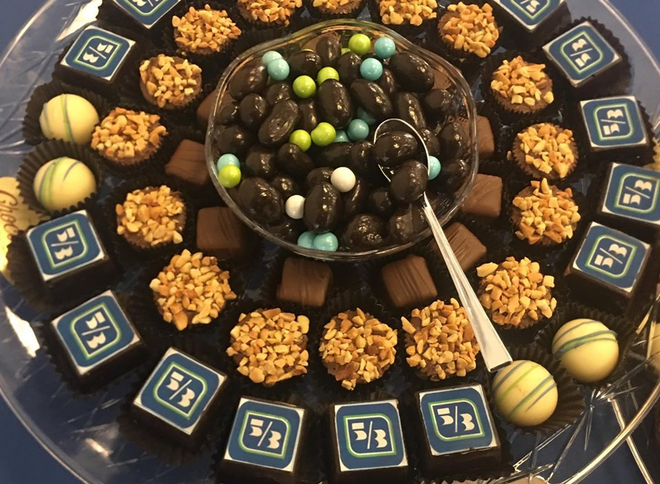 """Celebrate your special moments with Chocolate!"" - Order now with River Forest Chocolates for your next personal or business events. RFC also accepts large corporate gift orders."