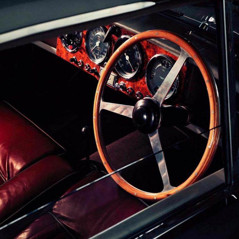 Aston Martin Centennial  Photographer: Matthew Porter  Agency: ILN Publishing  Production: Creative Exchange Agency/Amy Frances Fraher