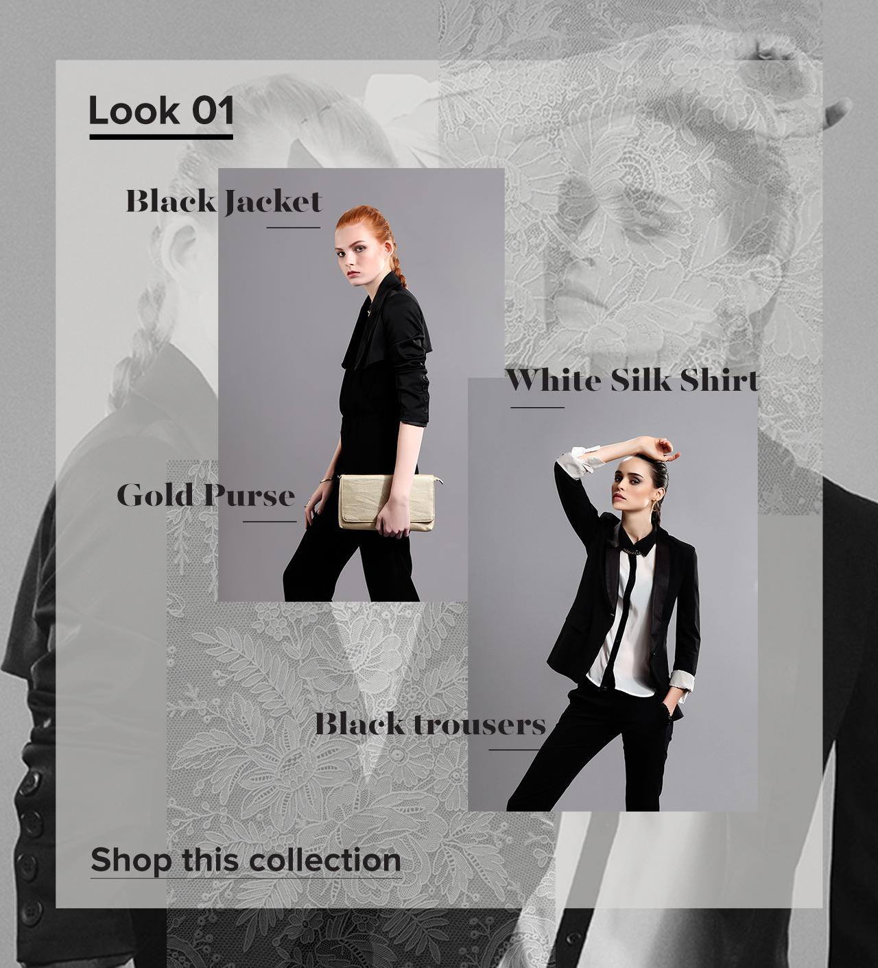Chosen Look detail