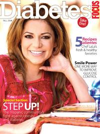 Diabetes Focus Magazine Cover