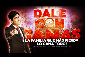 Dale Con Ganas (Give It All You've Got!