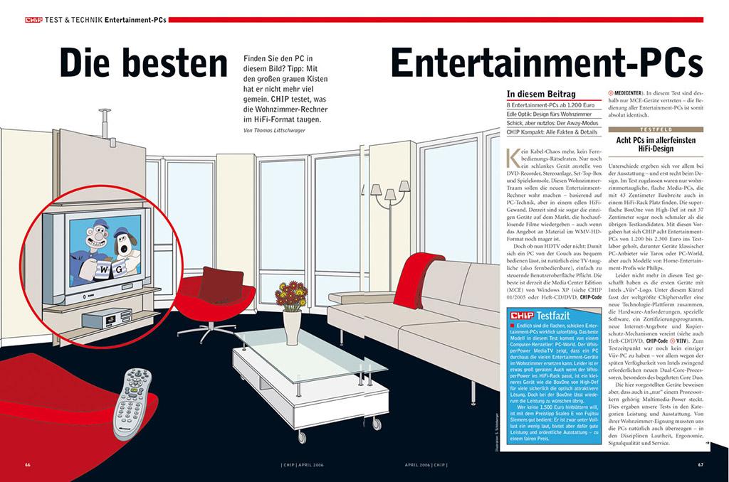 Entertainment-PCs