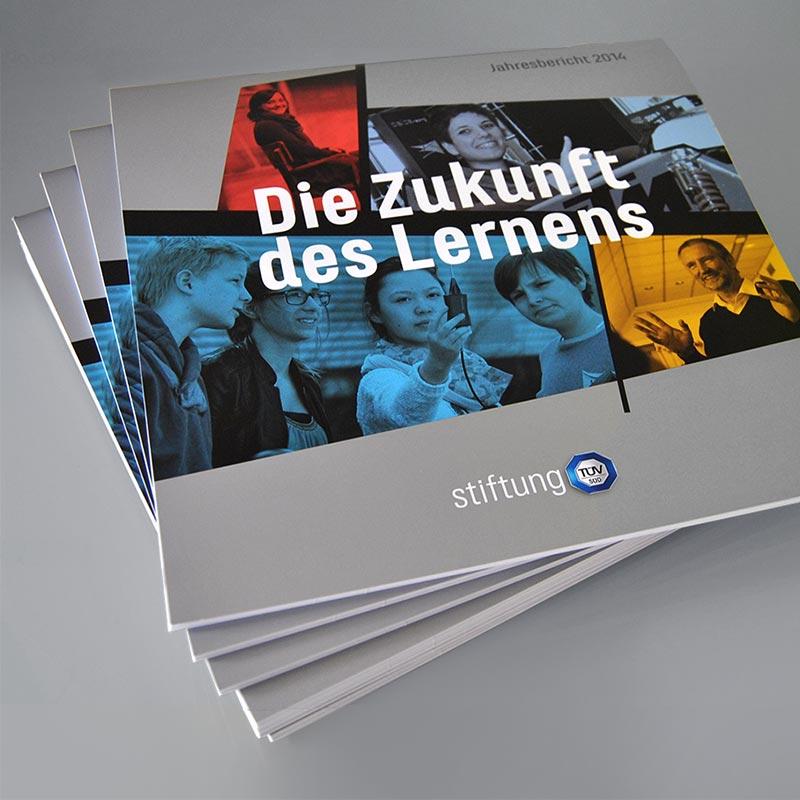 Titel Jahresbericht 2014