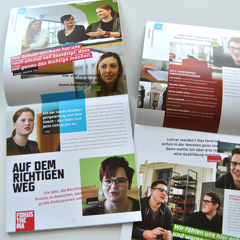 Studiengang Ingenieurpädagogik, Hochschule Landshut