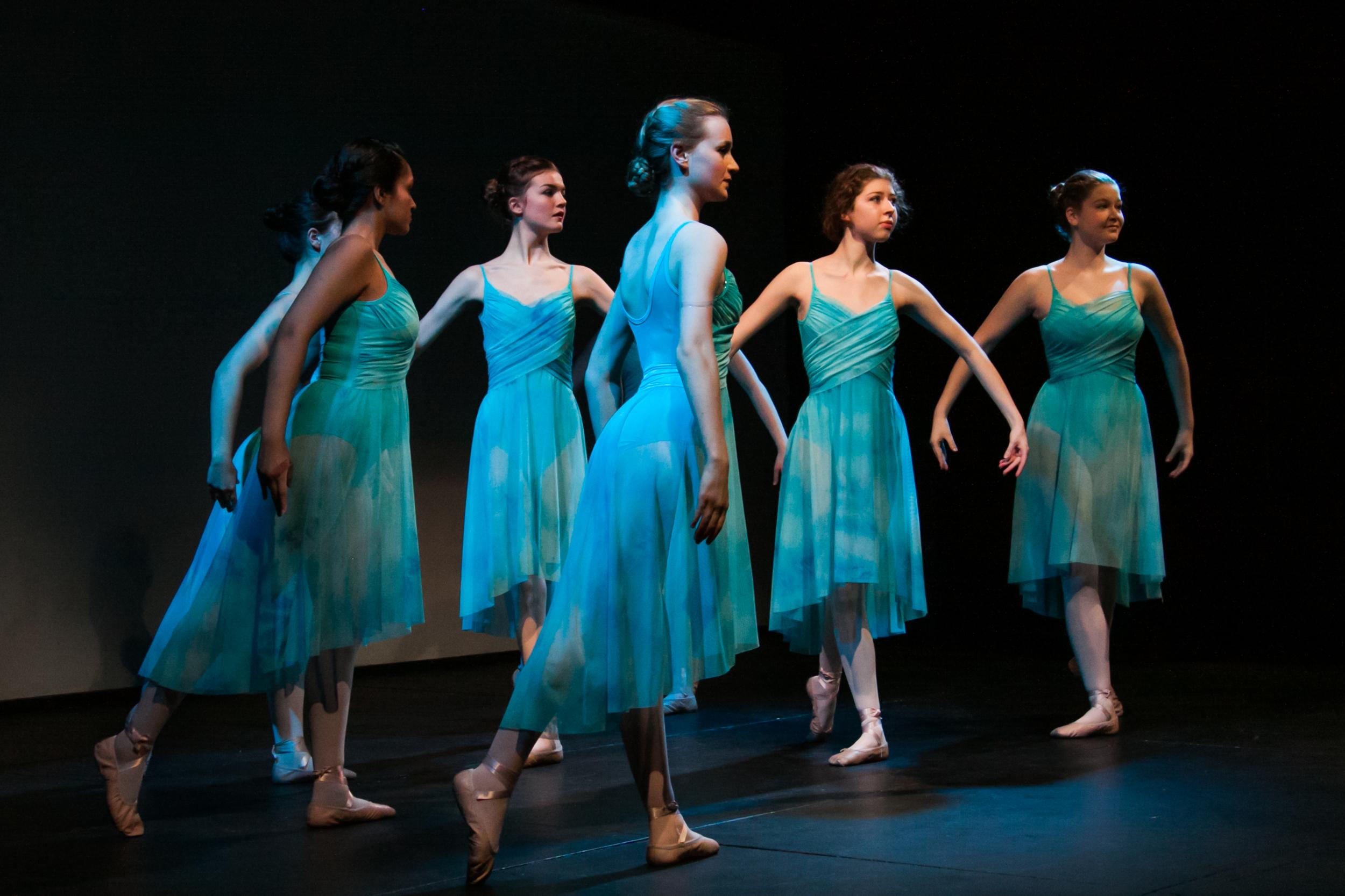 Ballet Dance Show 2015