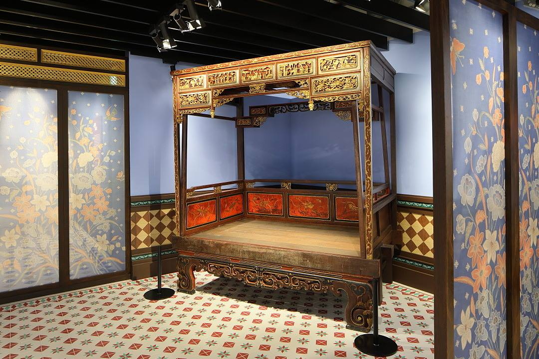 Peranakan Gallery (Picture source from:https://www.gov.sg)