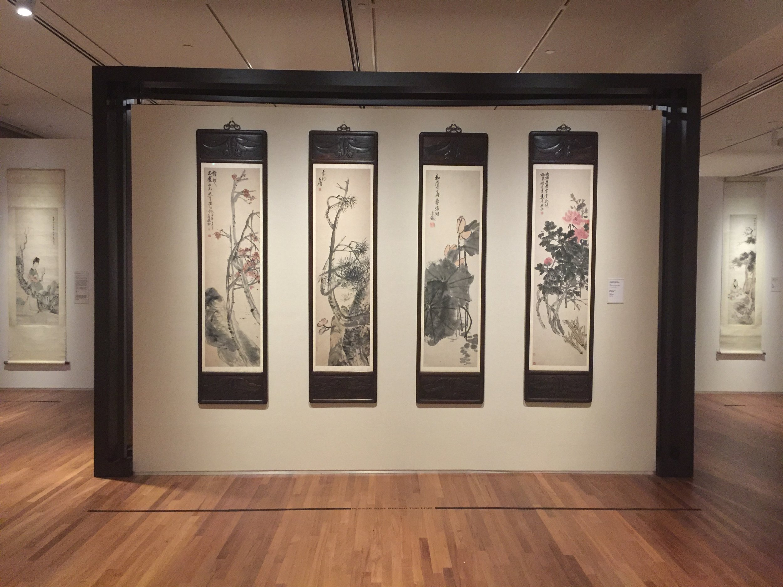 Rediscovering Treasures: Ink Art from the Xiu Hai Lou Collection 《袖中有东海:袖海楼水墨藏珍》