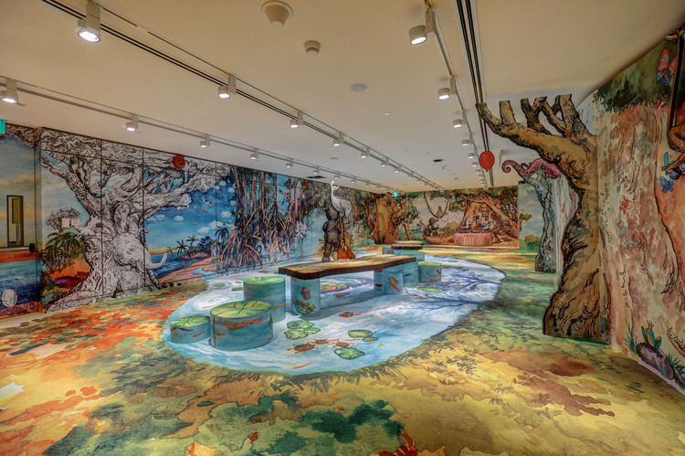 Art Playscape at Keppel Centre for Art Education 2016,  The Enchanted Tree House ,
