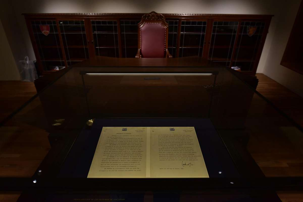 Law of the Land: Highlights of Singapore's Constitutional Documents