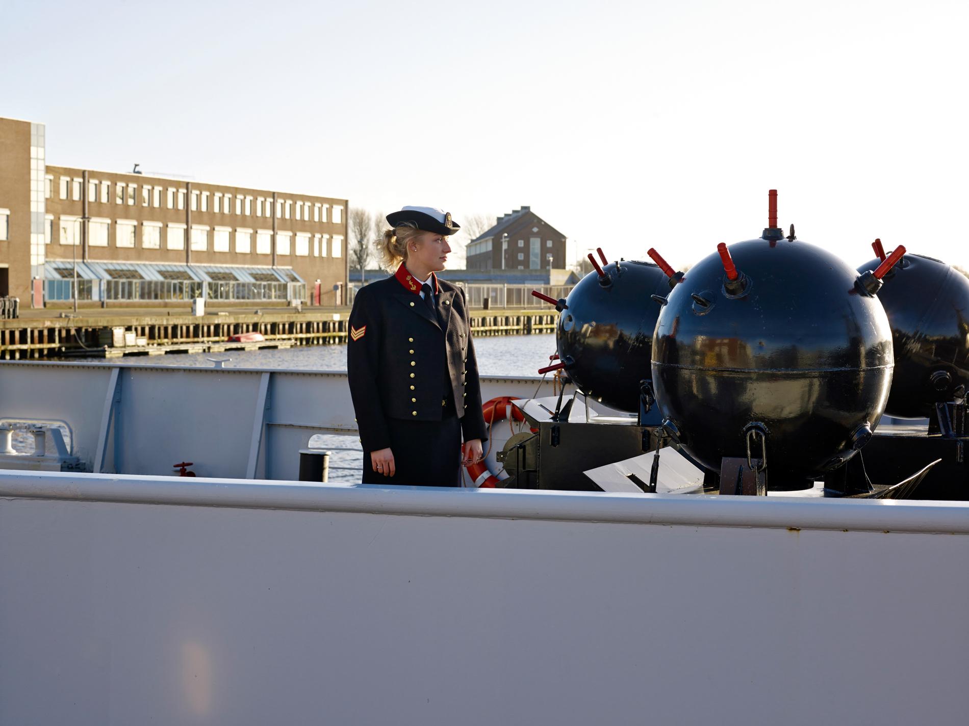 KONINKLIJK INSTITUUT VOOR DE MARINE  THE NETHERLANDS