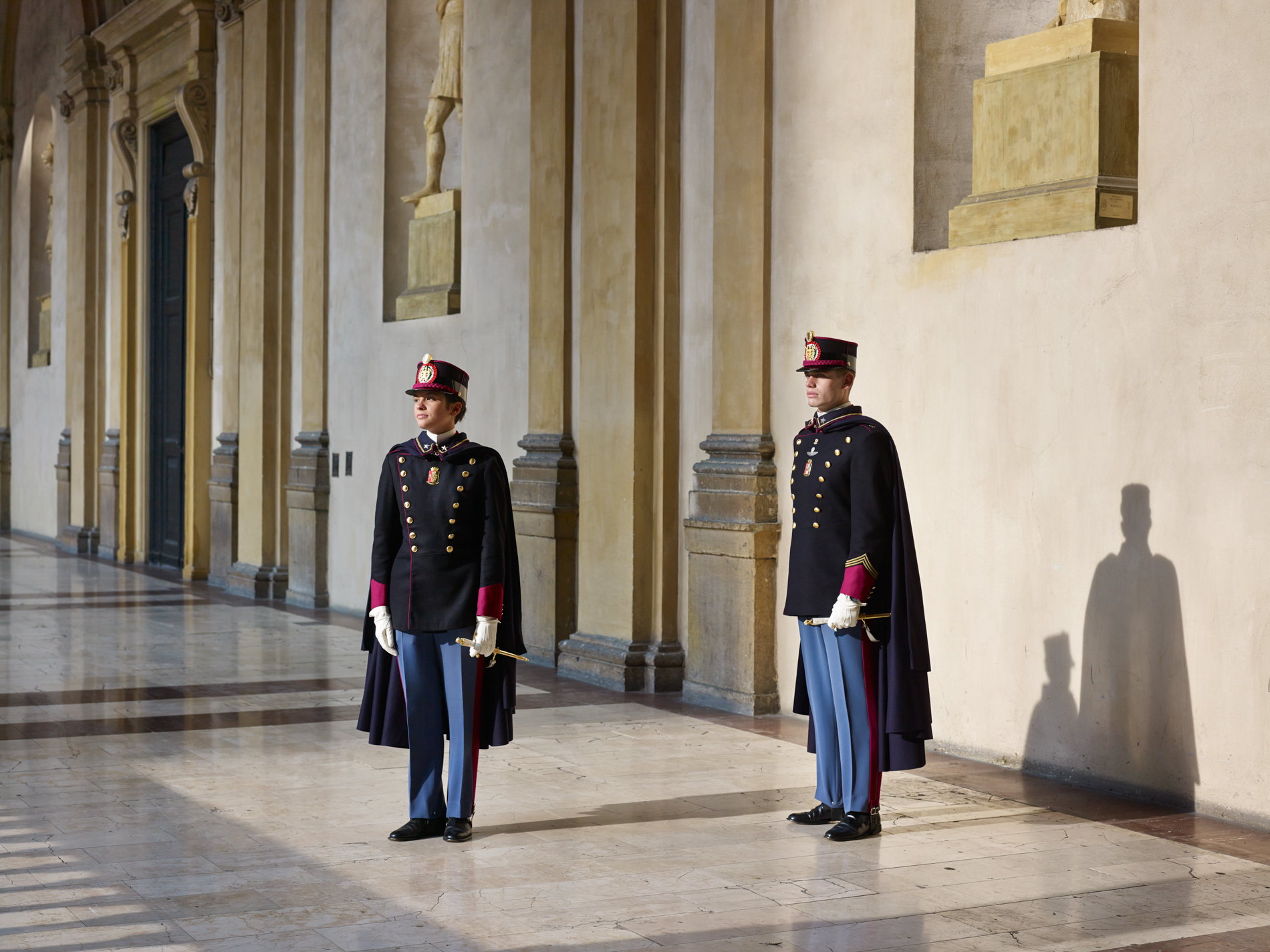 ACCADEMIA MILITARE DI MODENA ITALY