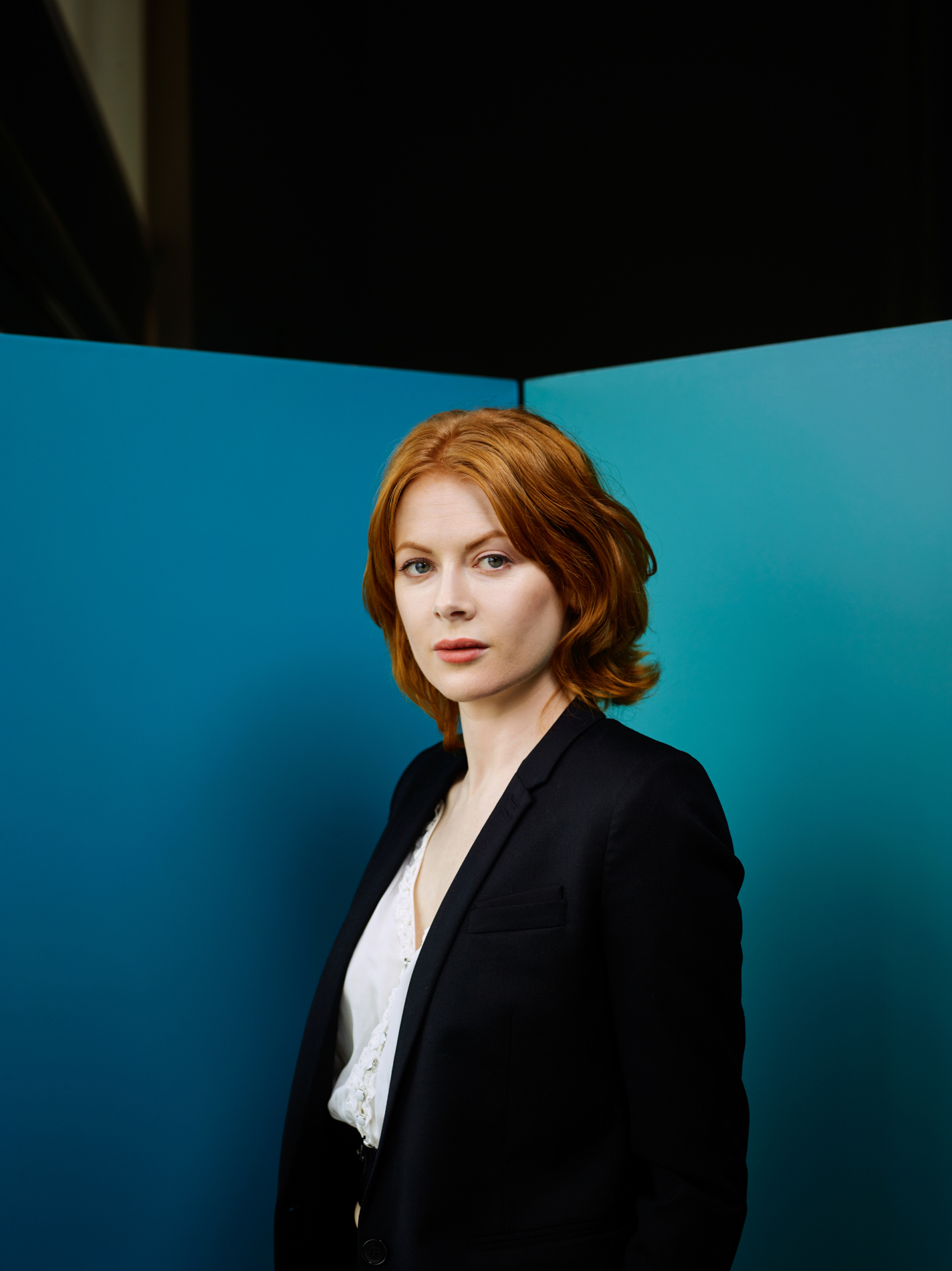 Actress Emily Beecham