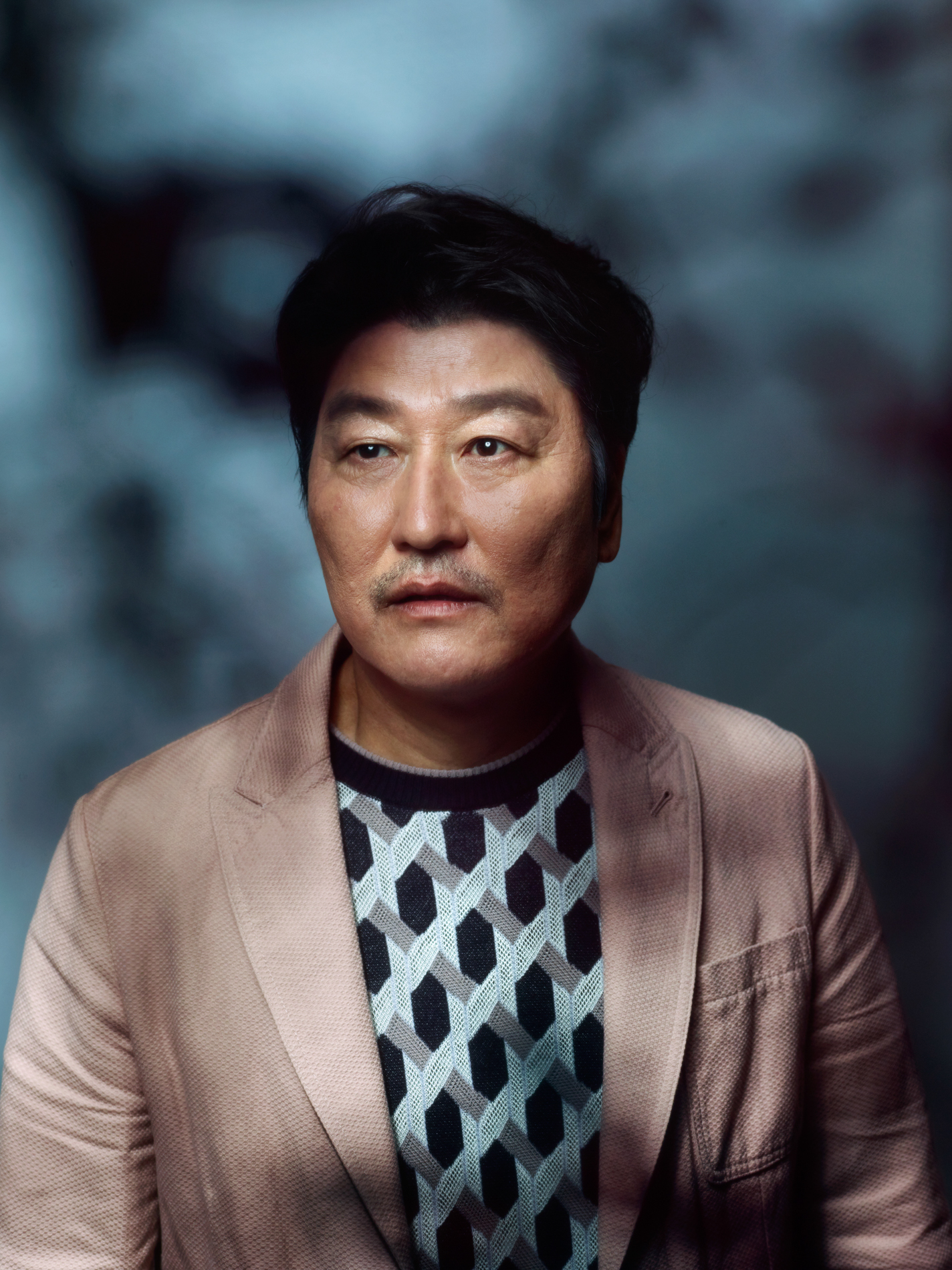 Actor  Song Kang-ho in Cannes for Le Monde