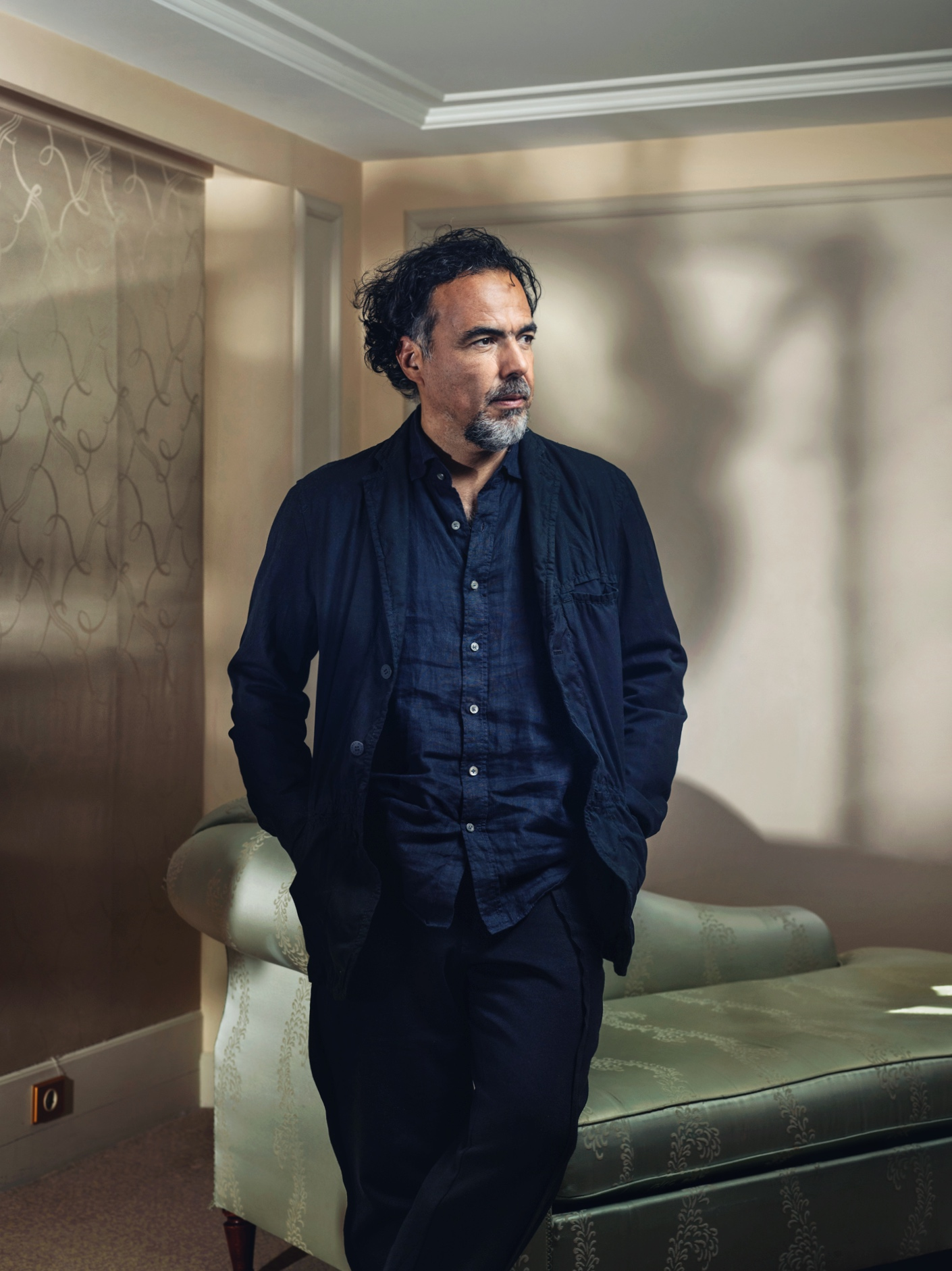 Director Alejandro González Iñárritu for le Monde