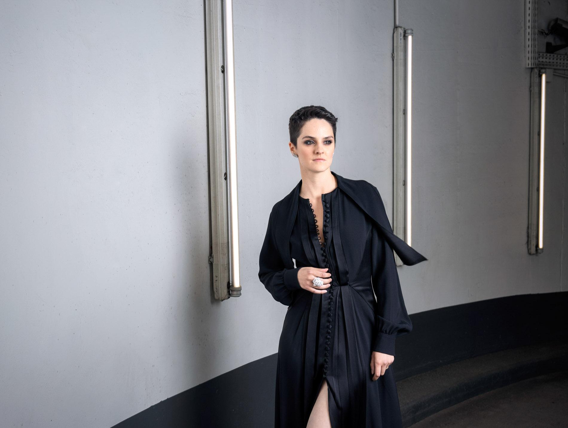 Actress Noémie Merlant