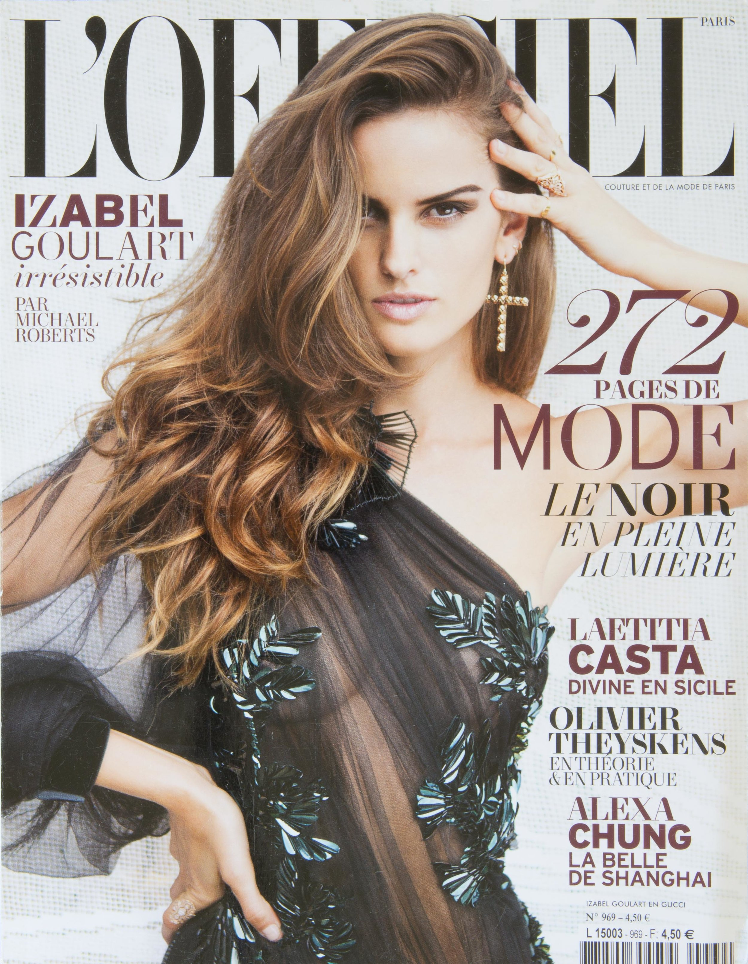 L'Officiel Magazine. Press. 2012.jpg