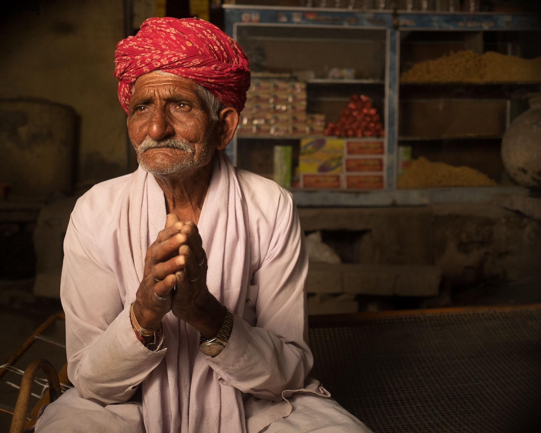 Chai Stall, Rajasthan