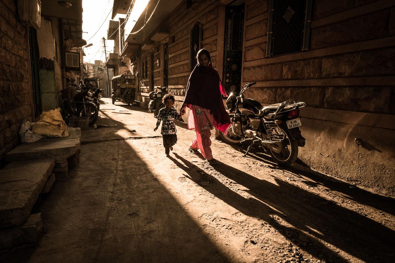 Morning in Jodhpur, Rajasthan