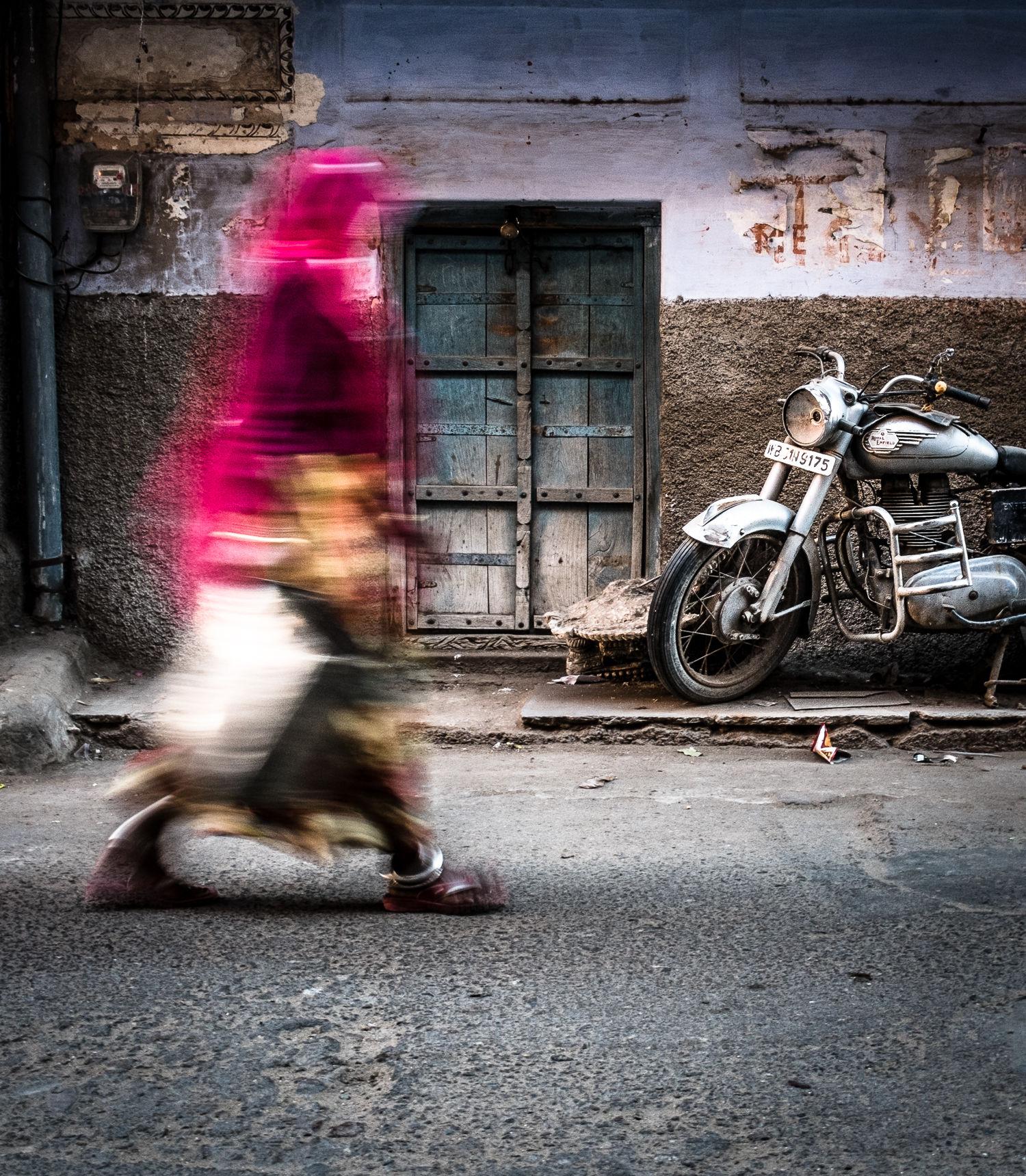 Enfield, Pushkar