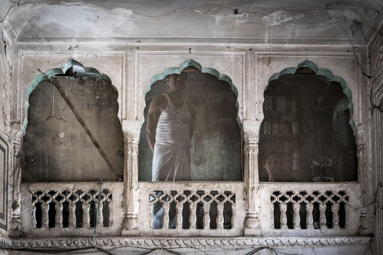 Man and woman, Jaipur