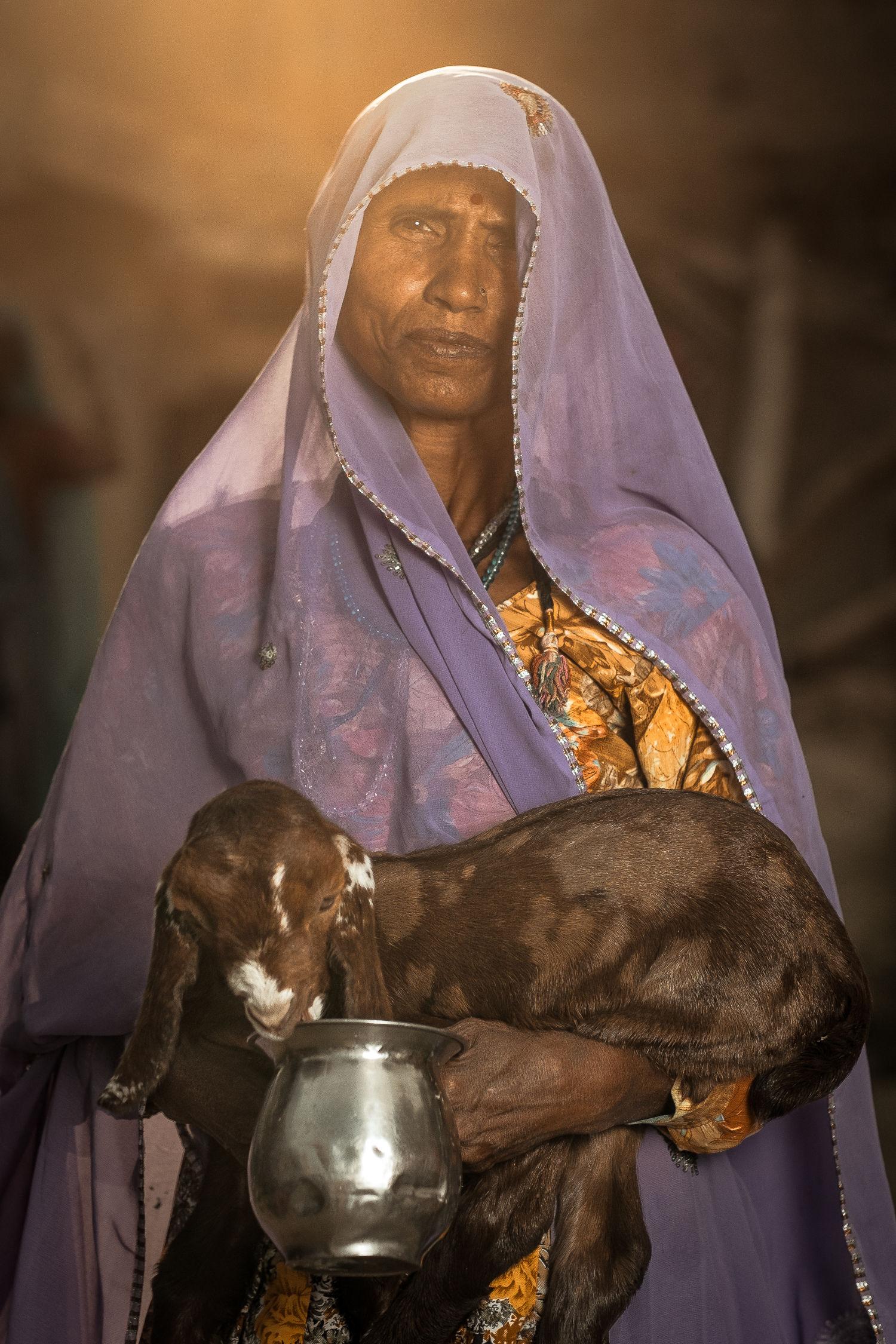 Woman, Pachewar