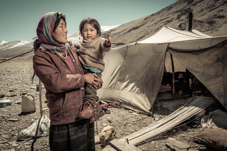 Nomad life, Ladakh