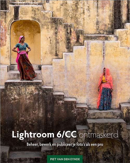 Lightroom 6 Ontmaskerd. Beheer, bewerk en publiceer je foto's als een pro : het meest uitgebreide Nederlandstalige Lightroom boek. Beschikbaar als gedrukt boek en als PDF eBook. Meer info  hier .
