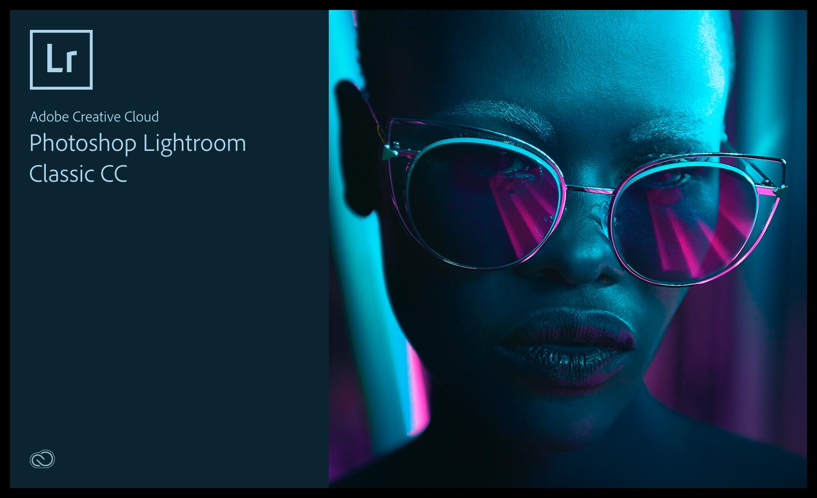 Op 18 oktober 2017 werd Adobe Lightroom Classic CC gereleased, de update van Lightroom CC2015 en Lightroom 6. Image © Adobe