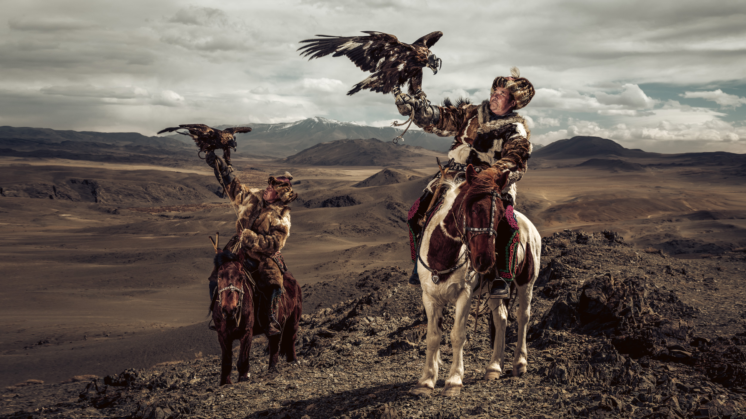 Mongolia with the Fujifilm GFX -