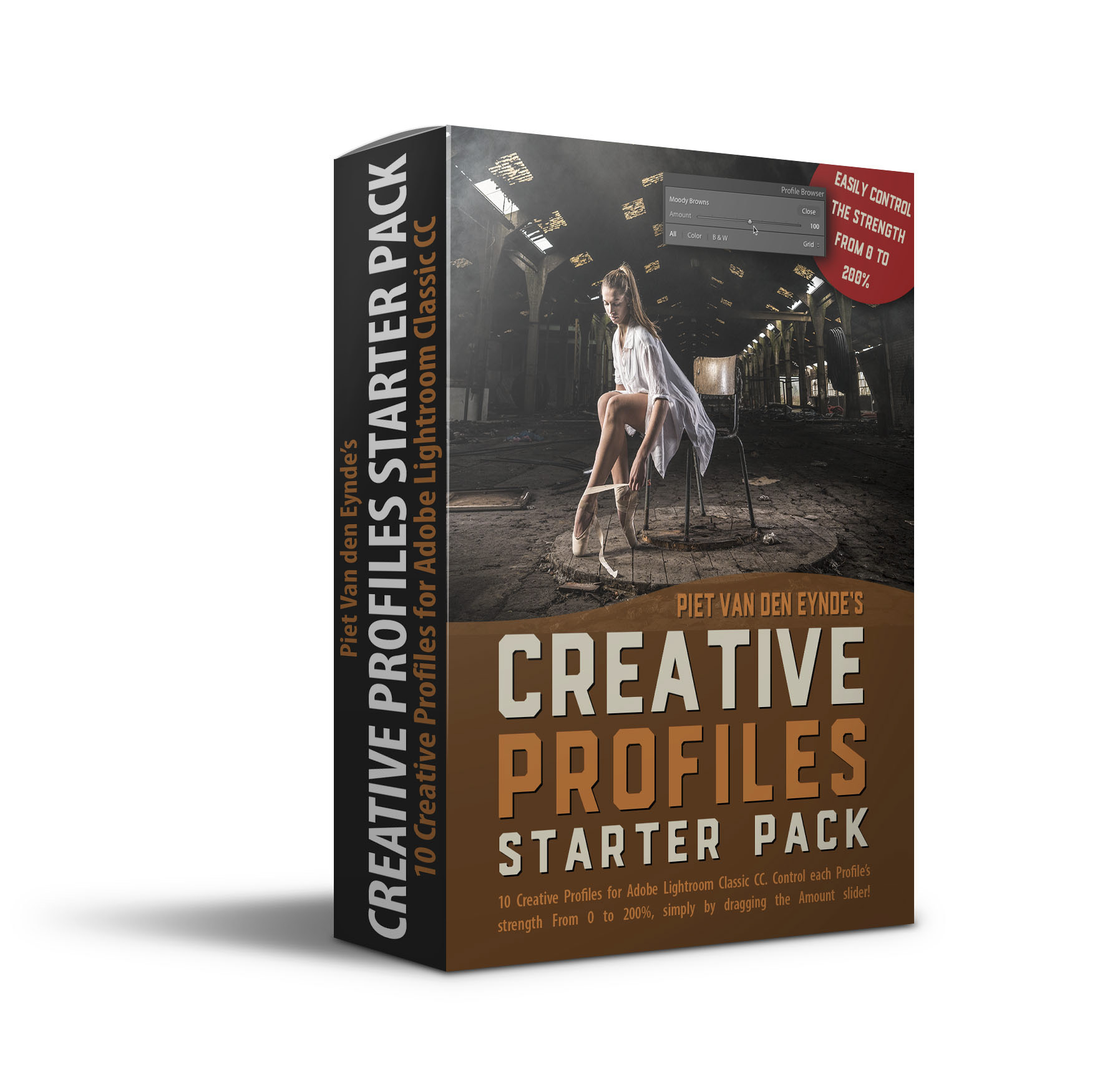 NEW: Creative Profiles Starter Pack — MoreThanWords be