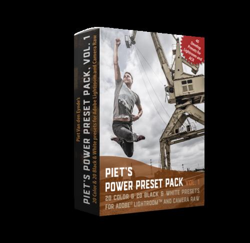 Piet's Power Preset Pack Vol 01 — MoreThanWords be