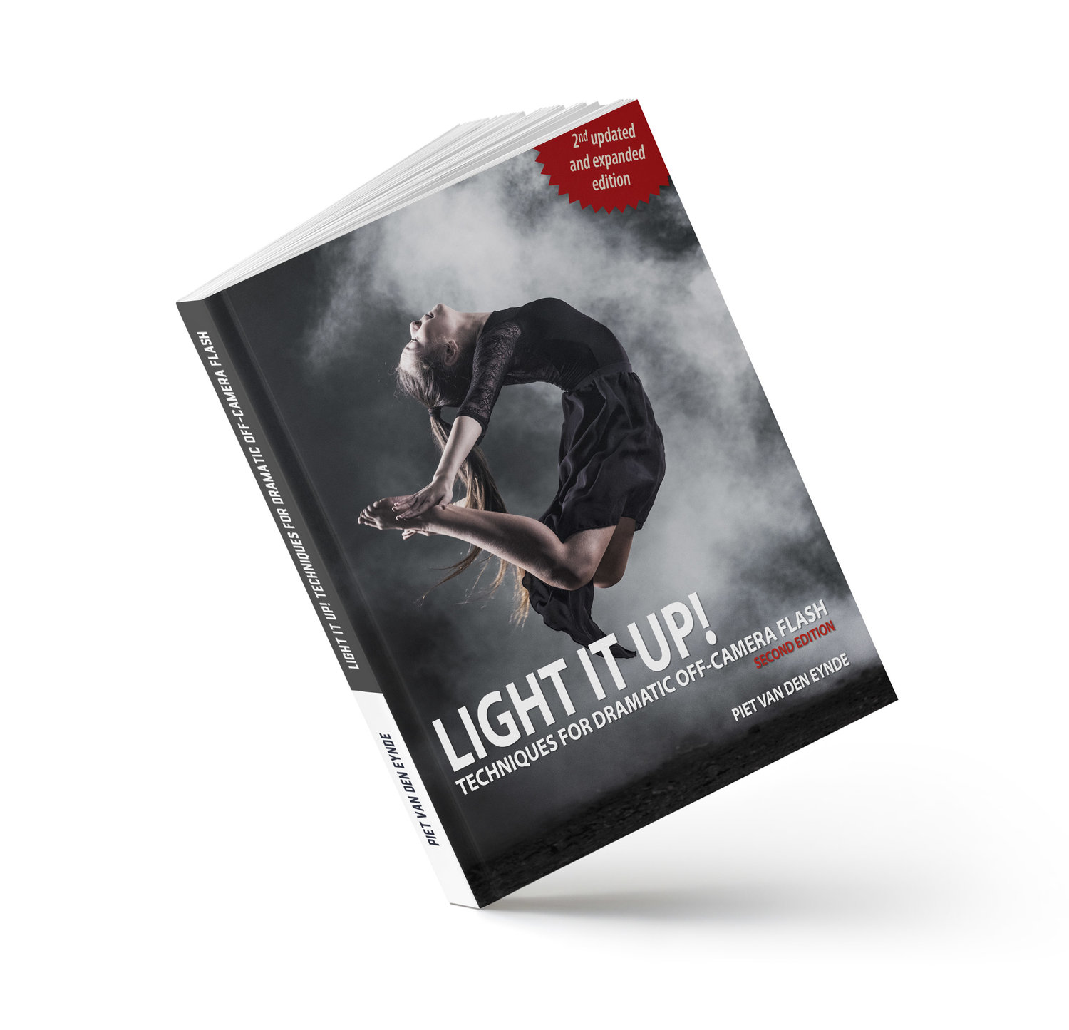 Copy of Light It Up! Techniques for Dramatic Off-Camera Flash. 180 page PDF eBook.