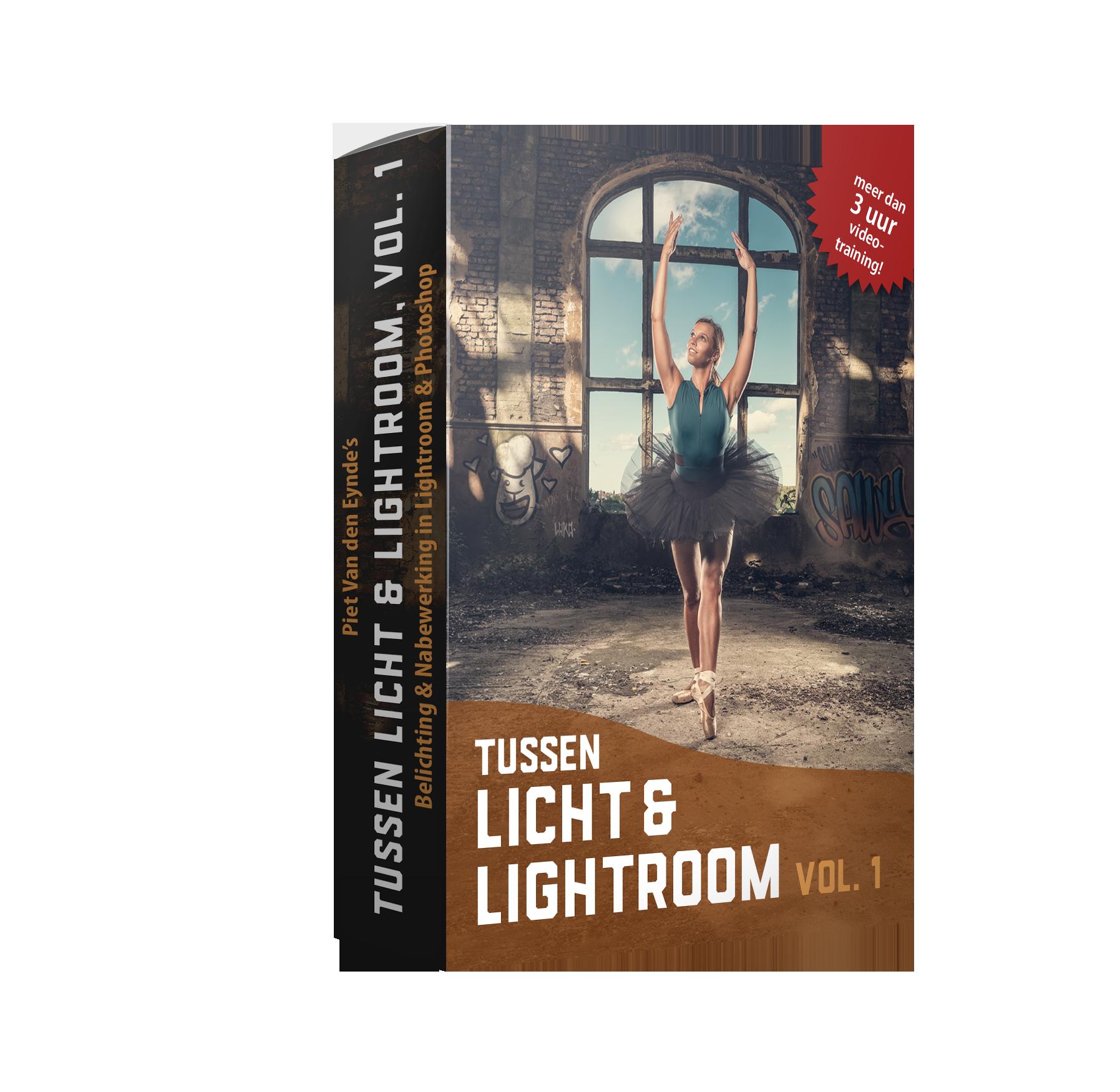 NIEUWE TUTORIAL: Tussen Licht & Lightroom, Vol. 01 - • Gloednieuwe Nederlandstalige Tutorial• Meer dan 3 uur video• Volledige Before & After workflow• Inclusief Photoshop Handeling