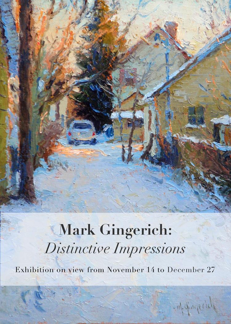 Mark Gingerich - Distinctive Impressions