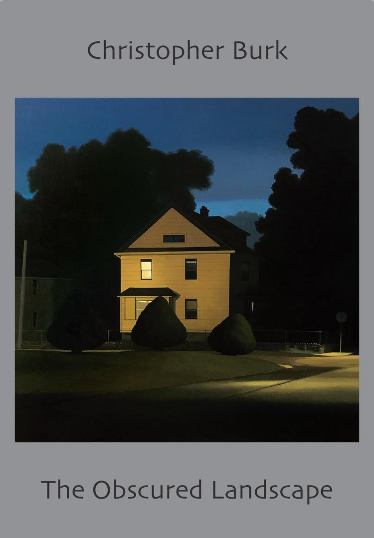 Christopher Burk - The Obscured Landscape