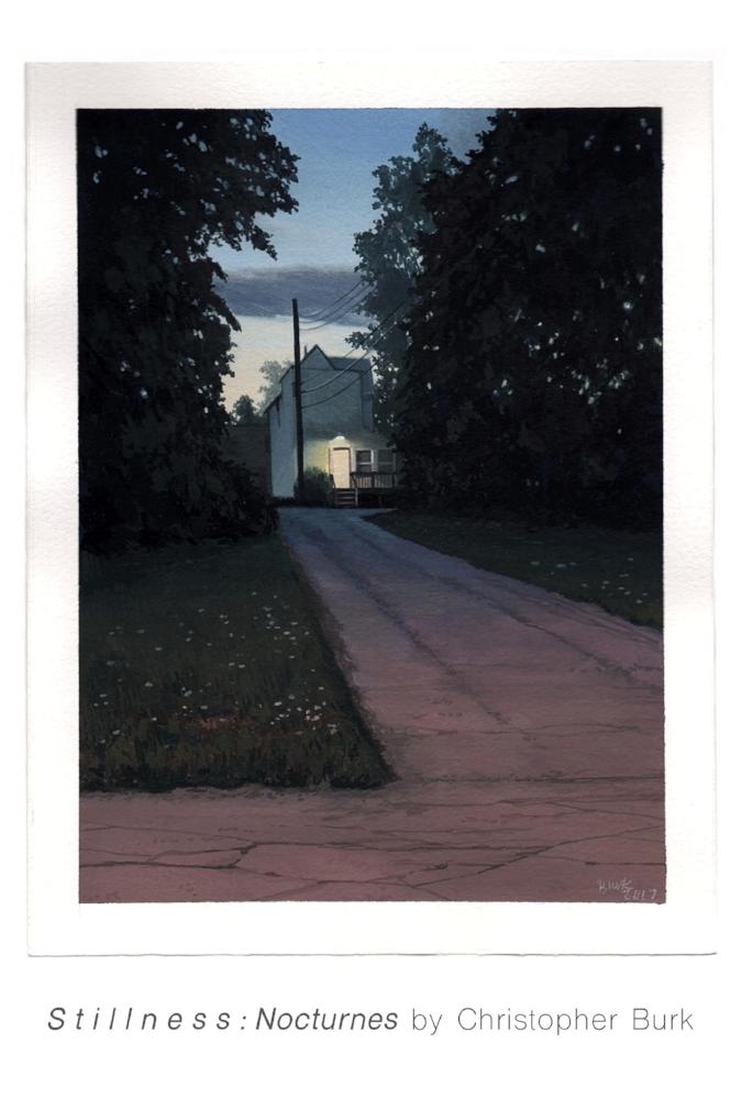 Stillness: Nocturnes by Christopher Burk
