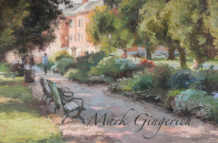 Mark Gingerich -  Villages & Homesteads: Honoring the Ohio Landscape